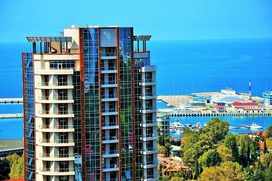 Спрос на жилье в Сочи менее чем за год вырос на 30%, а цены в некоторых проектах взлетели на 80%