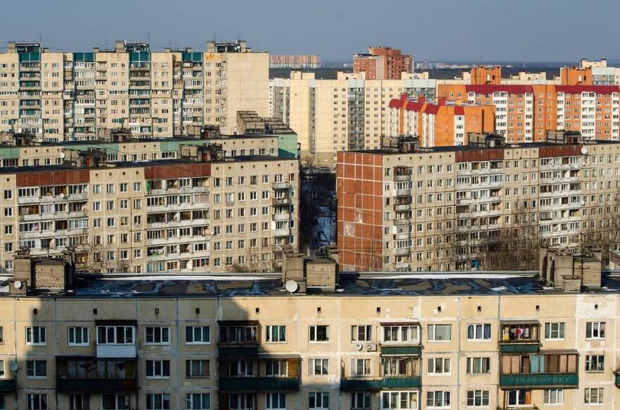 В Москве и Петербурге цены на вторичную недвижимость «замерли» впервые за год