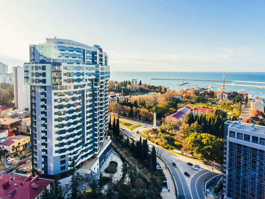 Спрос на курортную недвижимость взлетел на 30%. Девелоперы останавливают продажи