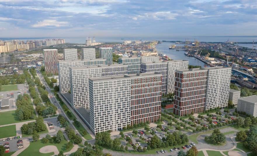 Редевелопмент уходит на юг: «ЛСР» построит новый микрорайон почти на 7 тысяч жителей