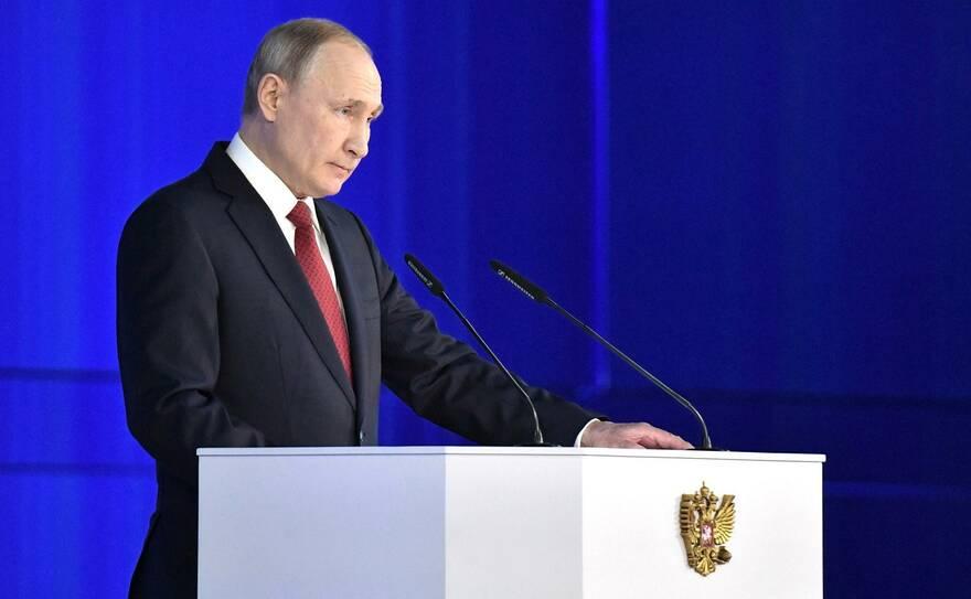 Путин: подведение газа к участкам станет бесплатным