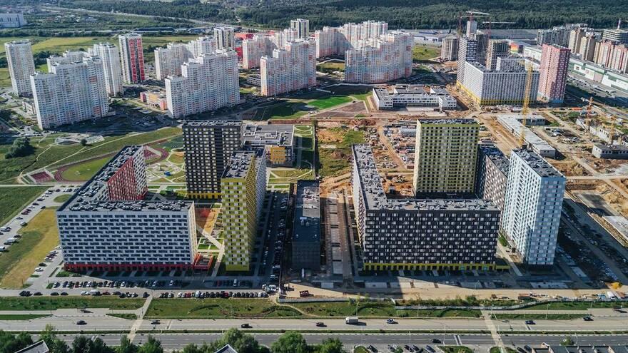 Российские стройки не успевают за спросом: только вышедшие жилые проекты уже раскуплены