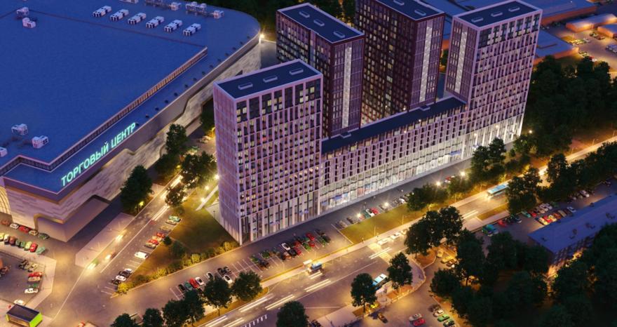 У метро «Волгоградский проспект» построят апарт-комплекс с бассейном на 2 тысячи номеров