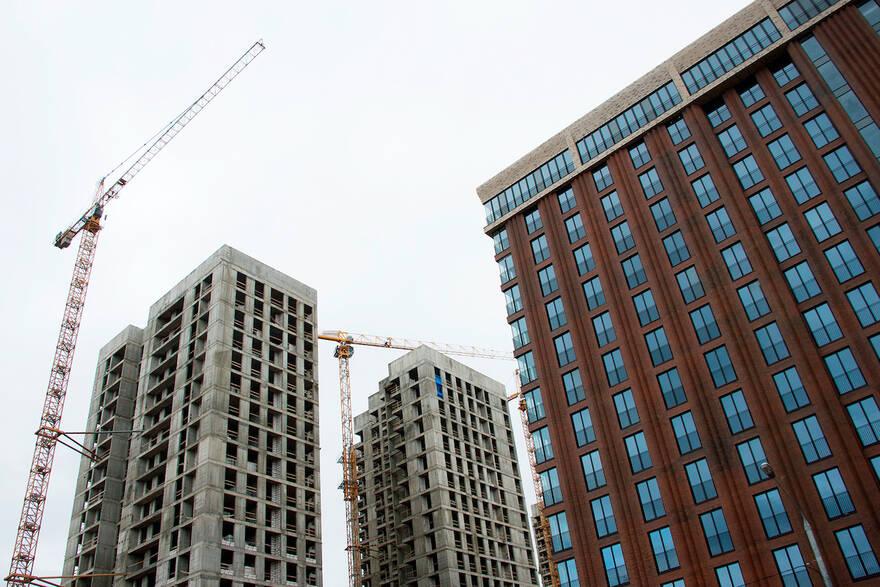 Россия снова угодила в коронавирусную ловушку: будут ли власти опять спасать строительство льготными кредитами