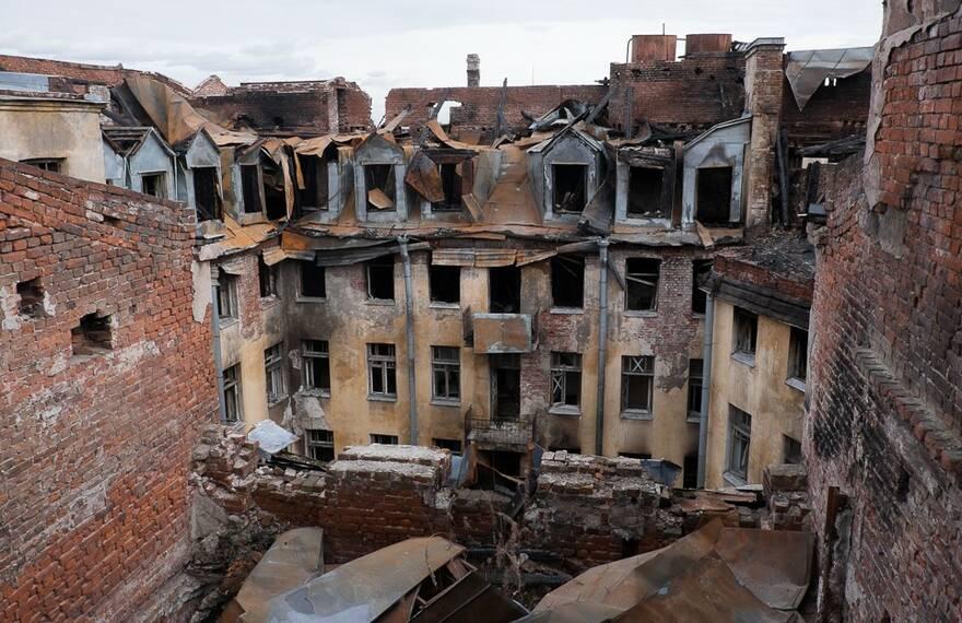 Градозащита выходит на «баррикады» дипломатии: горожане проведут общественное обсуждение проекта сноса дома Басевича из-за апартаментов