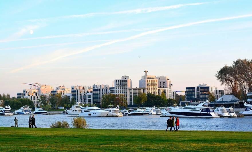 В элитном районе Петербурга продали последнее «пятно» под застройку жильем