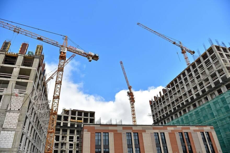 В промзоне у метро «Фрунзенская» вырастет новый жилой комплекс