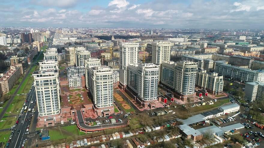 Жилой комплекс «Граф Орлов»