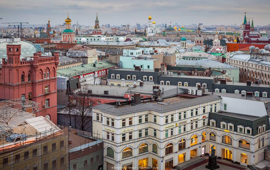 Крупный девелопер купил особняк в центре Москвы за полмиллиарда рублей: вокруг него вырастет жилой квартал