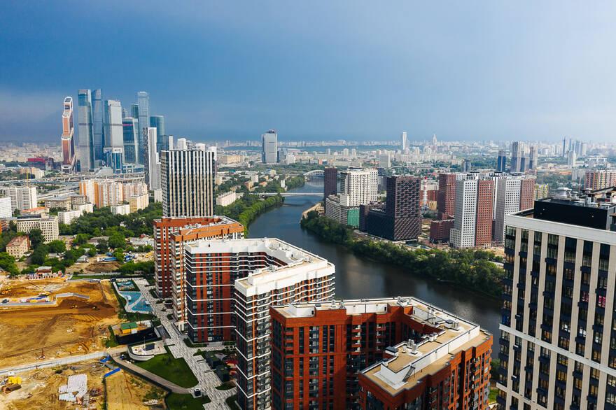 В сентябре спрос на вторичную недвижимость упал на 40%